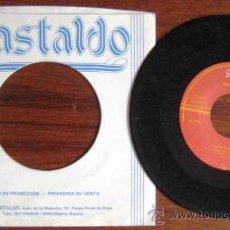 Discos de vinilo: SINGLE PROMOCIONAL. MIGUEL RIERA. 1988.. ENVIO GRATIS.. Lote 33459076