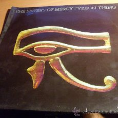 Discos de vinilo: THE SISTERS OF MERCY ( VISION THING ) LP FRANCIA 1990 (VIN4). Lote 33466722