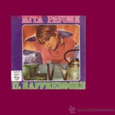 Discos de vinilo: RITA PAVONE SINGLE ESPAÑOL. Lote 20136282