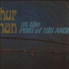 Discos de vinilo: LP-ARTHUR LYMAN-AT THE PORT OF LOS ANGELES-HI FI 1036-USA 1967-STEREO-EXOTICA-EASY LISTENING. Lote 33464822