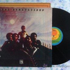 Discos de vinilo: LP TEMPTATIONS-1990-EDICION ITALIANA. Lote 33472145