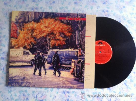 LP-RICO-RICO (Música - Discos de Vinilo - Maxi Singles - Grupos Españoles de los 90 a la actualidad)