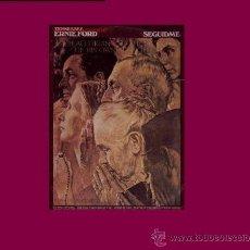 Discos de vinilo: TENNESSEE ERNIE FORD DISCO LP ESPAÑOL MOVIEPLAY 1 1971 S 21.349. Lote 25332203