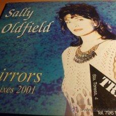 Discos de vinilo: SALLY OLDFIELD ( MIRRORS REMIXES 2001) 12 INCH MAXI ( VIN5). Lote 33488926