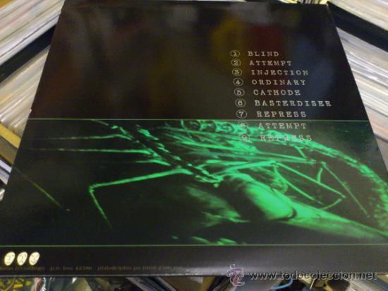 Discos de vinilo: ACME ... to reduce the choir to lp vinilo Metal Hardcore Emo Screamo - Foto 4 - 33484685