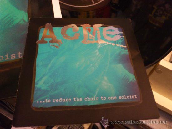 Discos de vinilo: ACME ... to reduce the choir to lp vinilo Metal Hardcore Emo Screamo - Foto 2 - 33484685