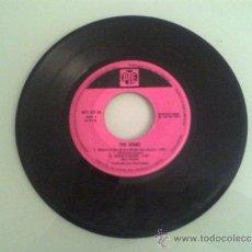 Discos de vinilo: THE KINKS PUESTA DE SOL EN WATERLOO (LEER ESTADO). Lote 33490905