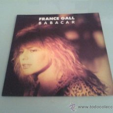 Discos de vinilo: FRANCE GALL BABACAR. Lote 33493553