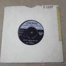 Disques de vinyle: ROY ORBISON I CANT STOP LOVING YOU + I´M HURTIN´ ORIGINAL LONDON UK 1960 @. Lote 33494786