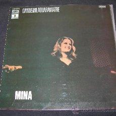 Discos de vinil: LP MINA // CINQUEMILAQUARANTATRE // EDIC. ESPAÑA 1972. Lote 33498019