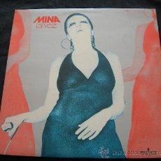 Discos de vinilo: LP DOBLE MINA // LA VOZ // CARPETA DOBLE - EDIC. ESPAÑA 1976. Lote 33498051