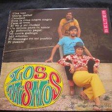 Discos de vinilo: LP LOS MISMOS // BELTER 1969. Lote 33499545