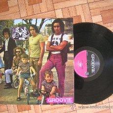 Discos de vinilo: JESS & JAMES - REED. 2010 2º LP 1969 11 CANCIONES - CARPETA EX VINILO EX-. Lote 33511733