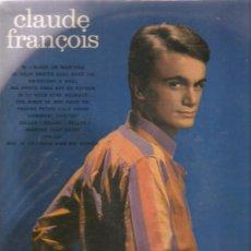 Discos de vinilo: LP CLAUDE FRANÇOIS (ORIGINAL DE LOS AÑOS 60) . Lote 33518006