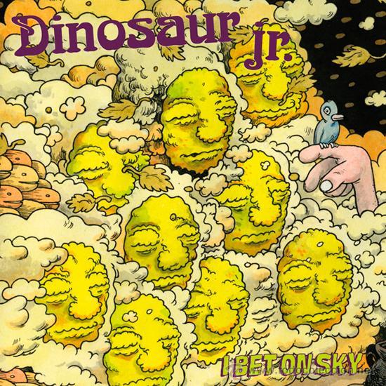 LP DINOSAUR JR I BET ON SKY VINILO SEBADOH (Música - Discos - LP Vinilo - Pop - Rock Extranjero de los 90 a la actualidad)