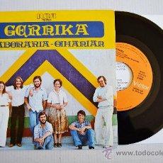 Discos de vinilo: GERNIKA - LABORARIA/OIHANIAN (RCA SINGLE 1978) ESPAÑA. Lote 33525382