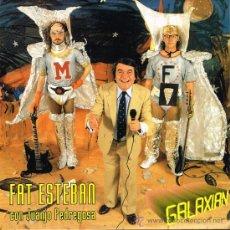Discos de vinilo: FAT ESTEBAN CON JUANJO PEDREGOSA - SANTANDER (2 PARTES / GALAXIAN, ETC - EP 1993 - . Lote 33531804