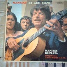 Discos de vinilo: MANITAS DE PLATA MANITAS ET LES SIENS . Lote 33534111