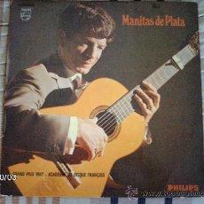 Discos de vinilo: MANITAS DE PLATA . Lote 33547358