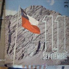 Discos de vinilo: RADIO SOCIEDAD NACIONAL DE AGRICULTURA CHILE 11 SEPTIEMBRE . Lote 33570732
