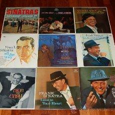 Discos de vinilo: FRANK SINATRA - THE CAPITOL YEARS - DISCOS NUEVOS. Lote 217730796