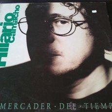 Discos de vinilo: HILARIO CAMACHO, EL MERCADER DEL TIEMPO - LP. Lote 104689643