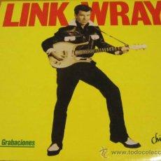 Discos de vinilo: LINK WRAY - PRIMERAS GRABACIONES - LP -CHISWICK 1979 ORIGINAL SPAIN MONO. Lote 33538276