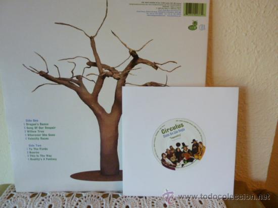 Discos de vinilo: CIRCULUS.- Clocks are like people (Folk-Rock-Prog,) Incluye single - Foto 2 - 33543107