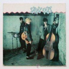 Discos de vinilo: STRAY CATS ••• STRAY CATS - (LP). Lote 33546399
