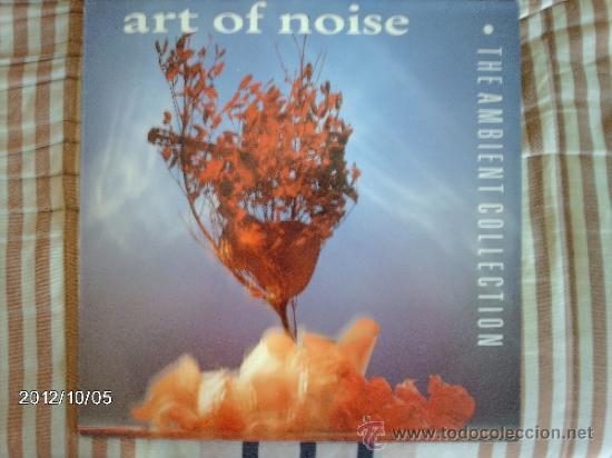 ART OF NOISE THE AMBIENT COLLECTION (Música - Discos - LP Vinilo - Pop - Rock Internacional de los 90 a la actualidad)
