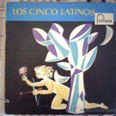 Discos de vinilo: LOS CINCO LATINOS ¡ MARAVILLOSO, MARAVILLOSO! .... Lote 33593278