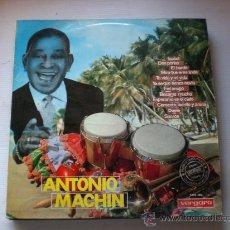 Discos de vinilo: ANTONIO MACHIN, IDEM. ISABEL, LP VERGARA ESPAÑA 1966, . Lote 33562897