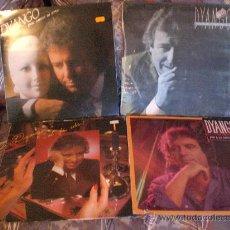 Discos de vinilo: DYANGO, LOTE 4 LPS. EMI AÑOS 80, SEMINUEVOS, VER TITULOS. Lote 33564860