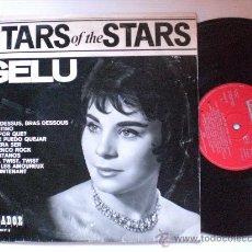 Discos de vinilo: GELU, (CHICA YE-YE) STARS OF THE STARS, 10 EDICION ESPEC CIRCULO ORLADOR 1965, EXCELENTE + INFORMAC. Lote 33565301