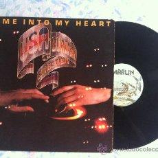 """Discos de vinilo: 12"""" MAXI-USA EUROPEAN CONNECTION-COME INTO MY HEART. Lote 33566179"""