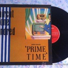 "Discos de vinilo: 12"" MAXI-HAIRCUT ONE HUNDRED-PRIME TIME. Lote 33566200"