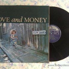 """Discos de vinilo: 12"""" MAXI-LOVE AND MONEY-JOSELYN SQUARE. Lote 33566766"""