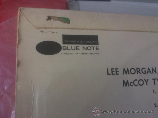Discos de vinilo: Hank mobley A caddy for daddy lp Blue note Original 1968 HBN 451 09 - Foto 3 - 139459546