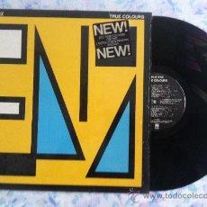 Discos de vinilo: LP- SPLIT ENZ-TRUE COLOURS. Lote 33580913