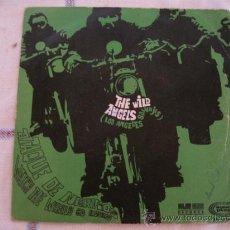 Discos de vinilo: THE WILD ANGELS ( LOS ANGELES SALVAJES ) SONOPLAY 1968. Lote 33632864