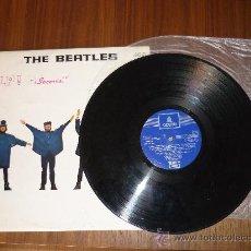 Discos de vinilo: THE BEATLES HELP SOCORRO 1965 EMI ODEON 10 C O64 04257 . Lote 33609134