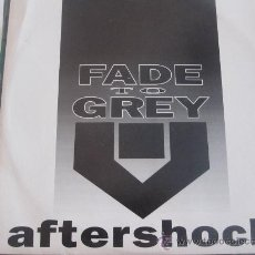 Discos de vinilo: MAXI-FADE TO GREY -AFTERSHOCK - UK DIFICIL. Lote 33620873