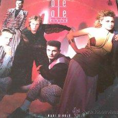 Discos de vinilo: OLÉ OLÉ, LILI MARLEM - MAXI SINGLE DE VINILO. Lote 33626595