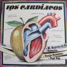 Discos de vinilo: LOS CARDIACOS - EL EXPRESO DE BENGALA - MAXISINGLE 1982. Lote 33648474
