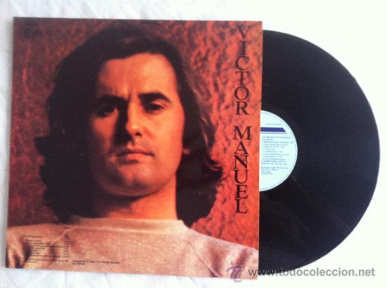 LP-VICTOR MANUEL-ANA BELEN (Música - Discos - LP Vinilo - Grupos Españoles de los 70 y 80)