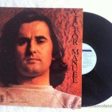 Dischi in vinile: LP-VICTOR MANUEL-ANA BELEN. Lote 33651048