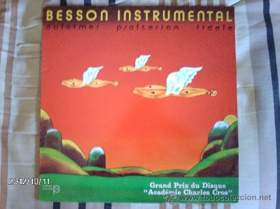 CLAUDE BESSON INSTRUMENTAL (Música - Discos - LP Vinilo - Canción Francesa e Italiana)
