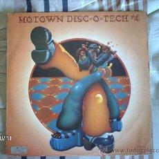 Discos de vinilo: MOTOW DISC-O-TECH 4 . Lote 33678444