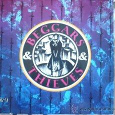 Disques de vinyle: BEGGARS & THIEVES . Lote 33687069