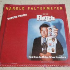 Discos de vinilo: ' FLETCH ' HAROLD FALTERMEYER ( FLETCH THEME - EXOTIC SKATES ) 1985-GERMANY SINGLE45 MCA . Lote 33654973
